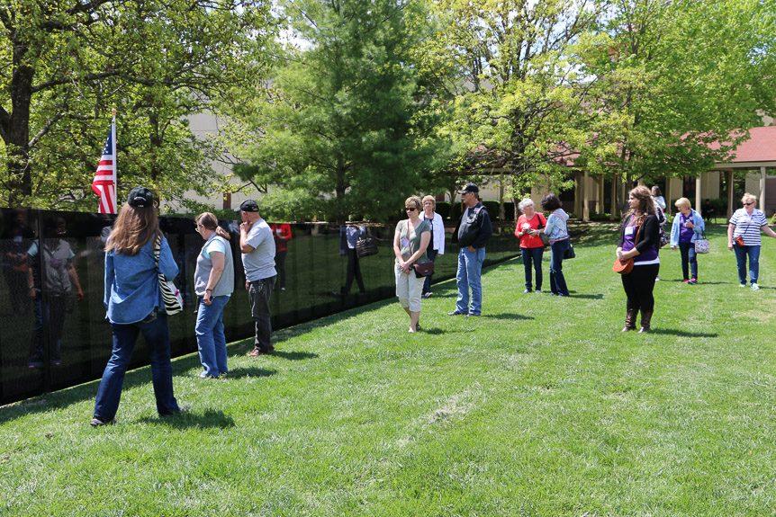 Welk Resort Branson Hosts the Traveling Vietnam Veterans Memorial Wall
