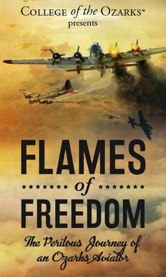'Flames of Freedom' Play - Select Dates October 3 - November 16