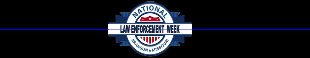 National Law Enforcement Week