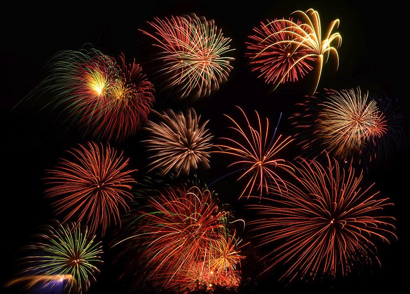 Memorial Day Fireworks at Big Cedar Lodge