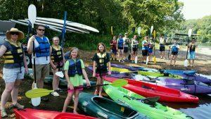 Kayak Branson's Biggest Flotilla Adventure on Lake Taneycomo