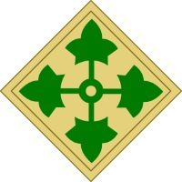 Thursday November 9 - 4th Infantry Division