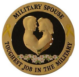 Friday November 10 - Heroes on the Home Front - Spouses Tribute