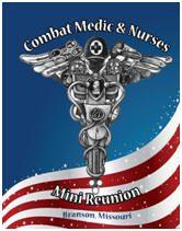 Monday November 6 - Medics, Nurses, and Combat Vets Mini Reunion