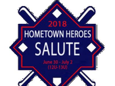 Hometown Heroes Salute - Ballparks of America